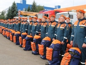 МЧС по Нижегородской области переходит в режим повышенной готовности