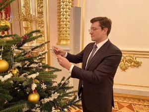 Желания трех юных нижегородцев исполнит губернатор Глеб Никитин