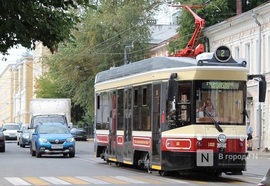 Четвертый ретро-трамвай прибыл в Нижний Новгород - фото 1