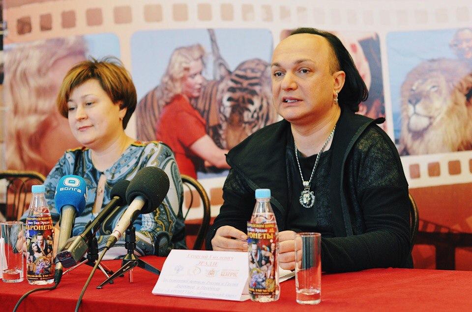 Нижегородскому государственному цирку присвоено имя народной артистки РФСР Маргариты Назаровой