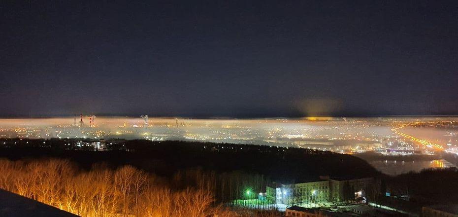 Чудеса уходящей зимы в Нижегородской области - фото 7