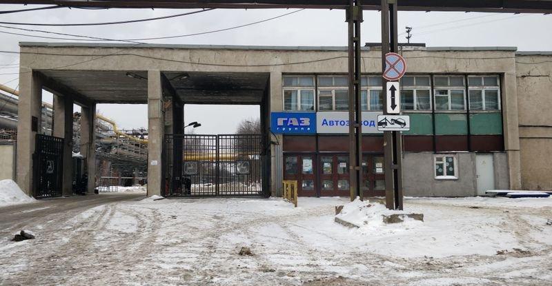 На Горьковском автозаводе случилось возгорание в литейном цехе - фото 1