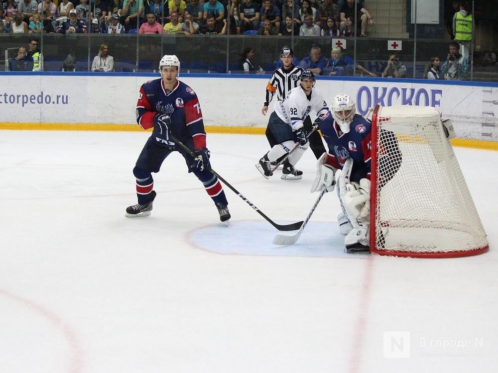 Два товарищеских матча с участием нижегородского ХК «Торпедо» отменены - фото 1
