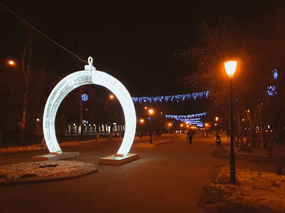 Праздничные уголки: ищем места для атмосферных фото в Нижнем Новгороде - фото 21
