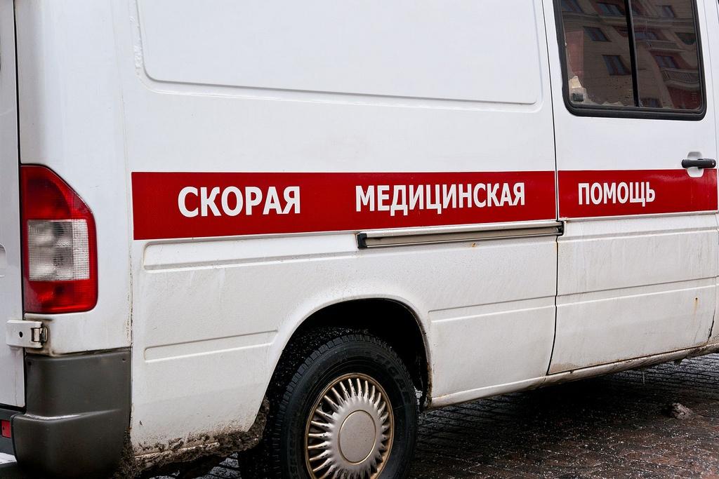 Пожилая пассажирка автобуса пострадала после столкновения ПАЗа и КамАЗа под Нижним Новгородом - фото 1
