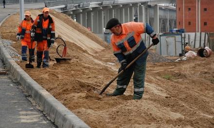 На Бору изменится схема движения из-за строительства дороги