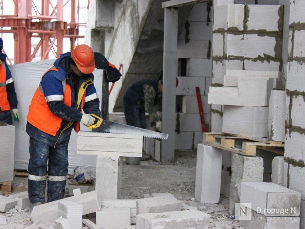 Сроки строительства девяти корпусов яслей сорваны в Нижнем Новгороде - фото 1