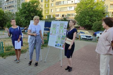 Детская площадка и место для елки появятся на улице Культуры в Нижнем Новгороде