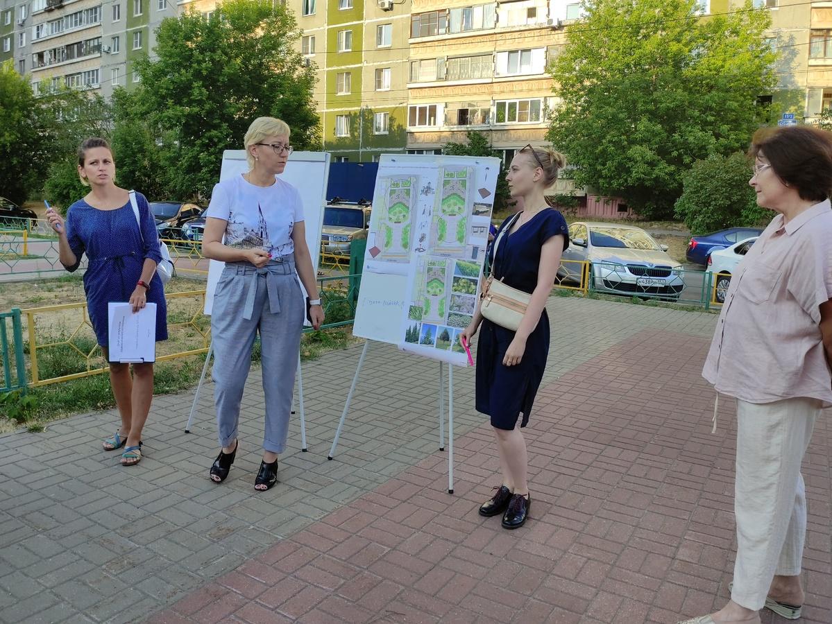 Детская площадка и место для елки появятся на улице Культуры в Нижнем Новгороде - фото 1