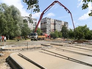 Благоустройство Автозавода по программе ФКГС завершится к Дню города