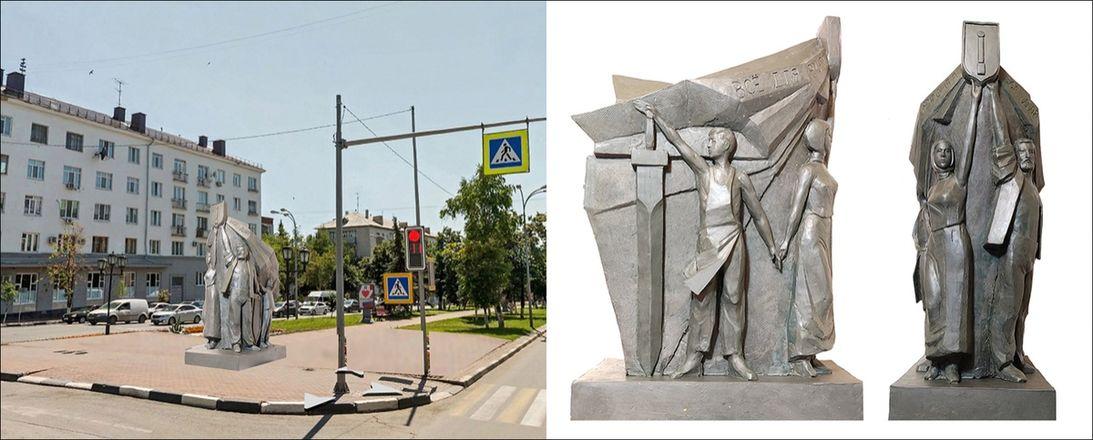 Проект стелы «Город трудовой доблести» выберут сами нижегородцы - фото 15