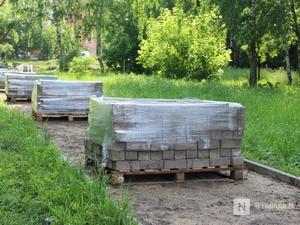 Благоустройство трех территорий началось в Советском районе
