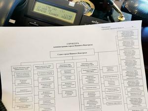 Мэр Нижнего Новгорода предложил сократить количество своих замов до четырех