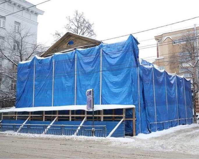 «Дома с болью» начали реставрировать в Нижнем Новгороде - фото 1
