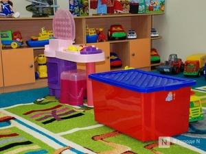 Детские сады полноценно работают только в трех районах Нижегородской области