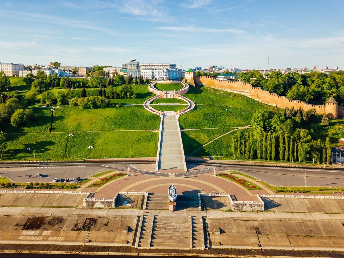 Церемонию открытия Чкаловской лестницы покажут нижегородцам в прямом эфире - фото 1