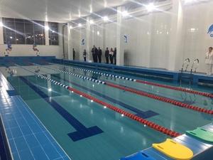 В Дзержинске после реконструкции открылся 25-метровый бассейн