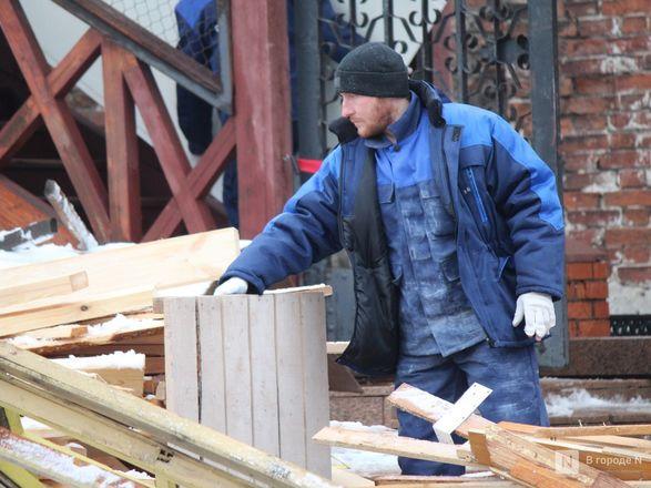 Замкнуть кольцо: как идет реставрация нижегородского кремля - фото 15