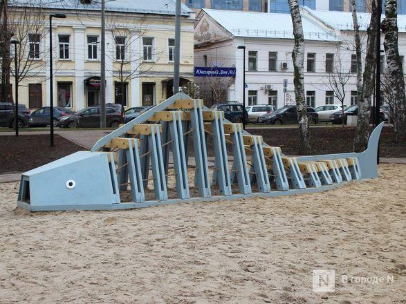 Благоустройство Чернопрудского сквера завершится в следующем году - фото 9