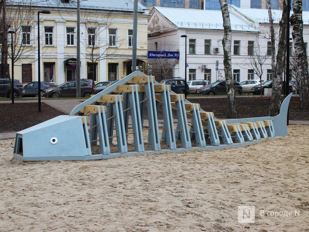 Благоустройство Чернопрудского сквера завершится в следующем году - фото 3
