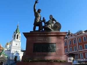 Около 13 млн рублей потратят на ремонт площади Народного единства в Нижнем Новгороде