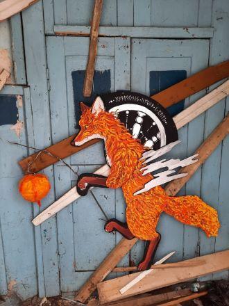 «Огненные лисы» появились в Нижнем Новгороде - фото 2