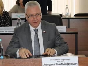Депутат Аляутдинов будет осуществлять полномочия в думе Нижнего Новгорода на постоянной основе