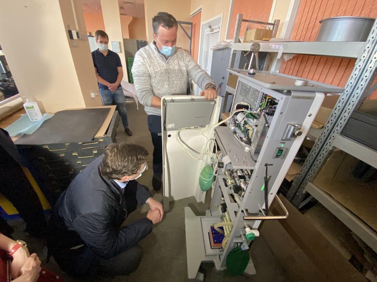 Наркозно-дыхательные аппараты с функцией ИВЛ будут производить в Нижнем Новгороде - фото 1