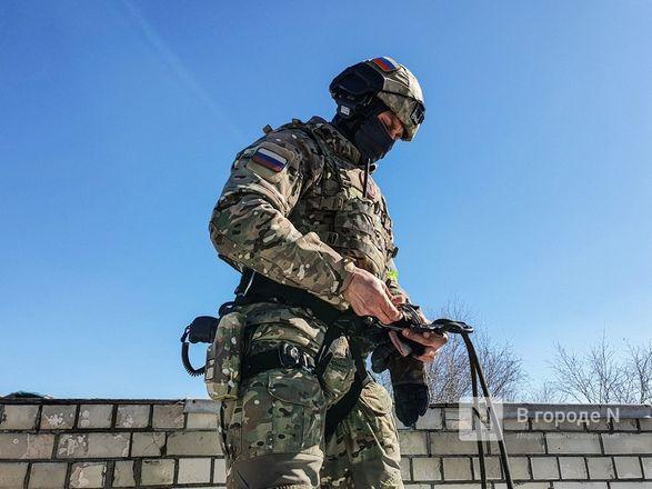 Штурм поезда и трюки в воздухе: как работают нижегородские спецподразделения - фото 17