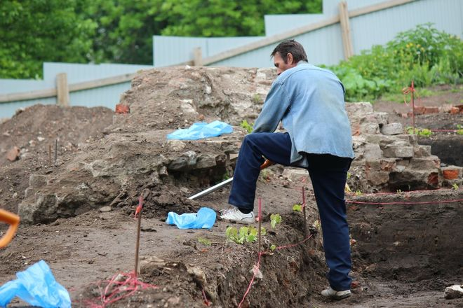 Новые находки на старом кладбище: что обнаружили археологи в Нижегородском кремле - фото 16