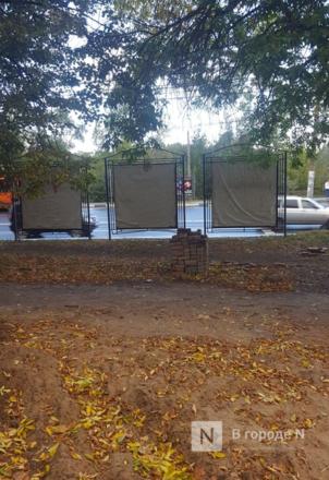 Подрядчик восстановит благоустройство у площади Маршала Жукова в течение месяца - фото 4