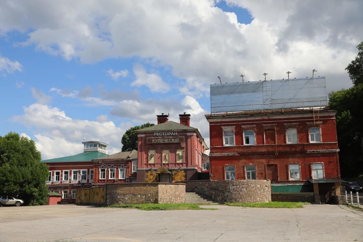 Бывший судостроительный завод на Красной Слободе отреставрируют к 800-летию Нижнего Новгорода - фото 1
