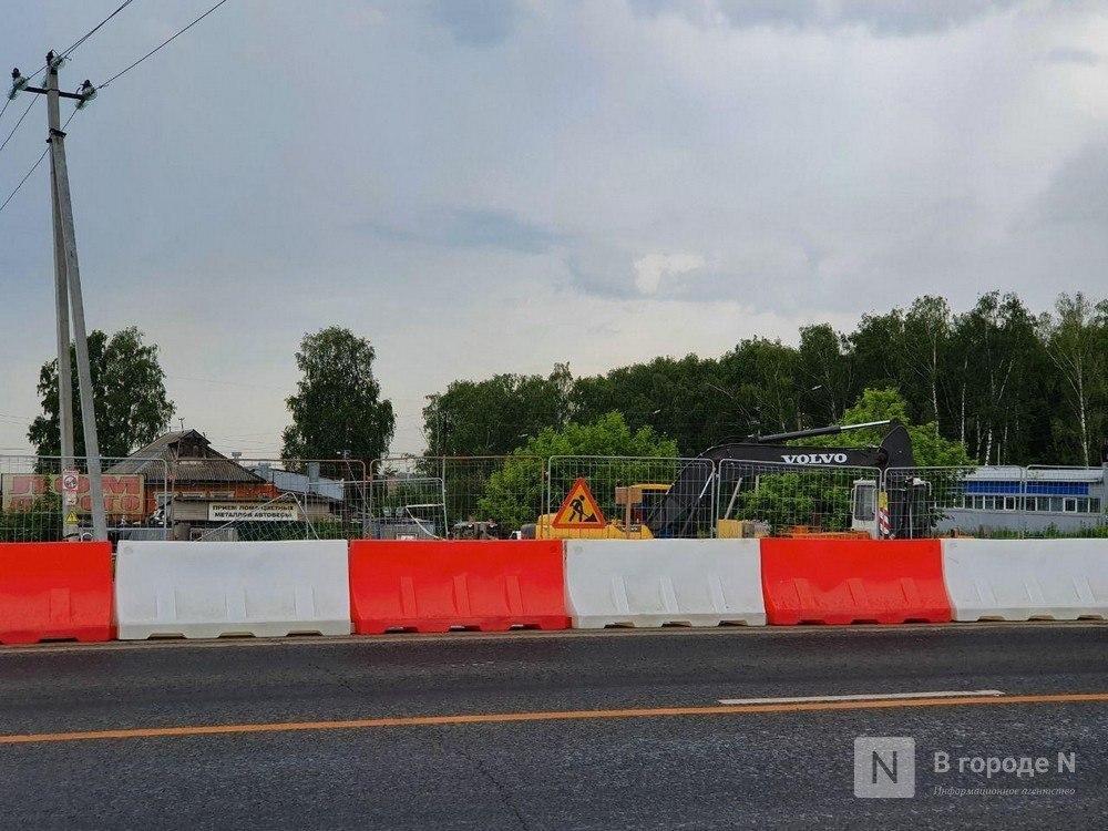 Минус две полосы: как осложняет ситуацию строительство дорожной развязки в Ольгино - фото 4