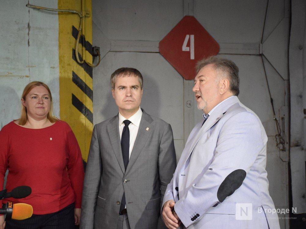 Четыре отремонтированных вагона вернули на линии нижегородского метро - фото 2