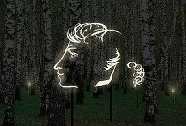 Световые инсталляции и площадка для йоги появятся в парке имени Пушкина - фото 10