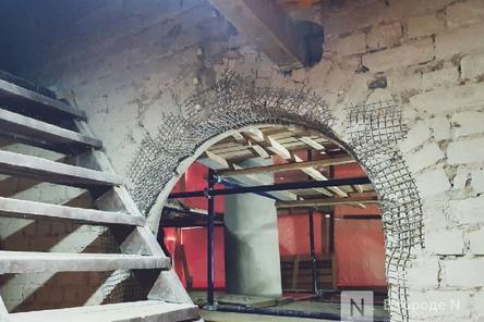 Реконструкция парка «Швейцария» в Нижнем Новгороде выполнена на 40%