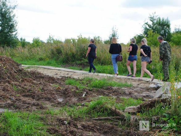 Долгая дорога из Долгово: птицефабрика «выставила» местных жителей на трассу - фото 18