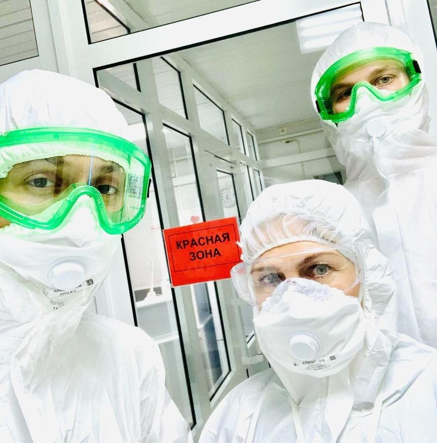 Среди госпитализированных с COVID-19 нижегородцев оказались вакцинированные - фото 1