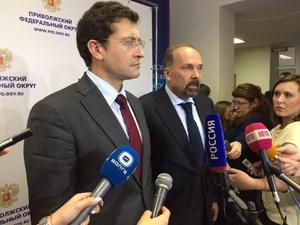 Михаил Мень: «Мы готовы помогать Нижегородской области в вопросах долевого строительства»