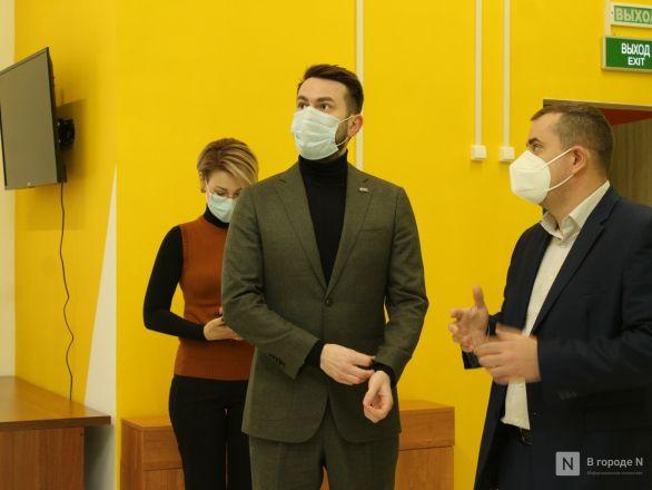 Интерьеры для талантов: как преобразился интернат Нижегородского хорового колледжа - фото 43