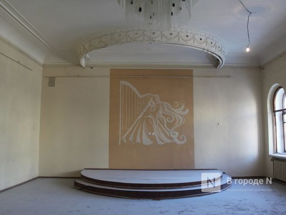 Единство двух эпох: как идет реставрация нижегородского Дворца творчества - фото 35