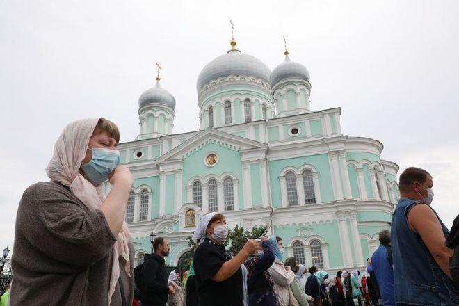 Торжества в честь Дней памяти Серафима Саровского начались в Дивееве - фото 11