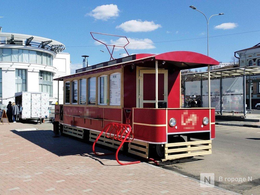 Нестационарные торговые объекты в Нижнем Новгороде разрешат размещать рядом с остановками - фото 1