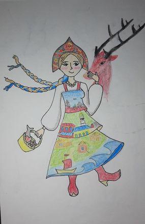 Дятлолень и Кот НиНот: кто станет талисманом 800-летия Нижнего Новгорода - фото 3