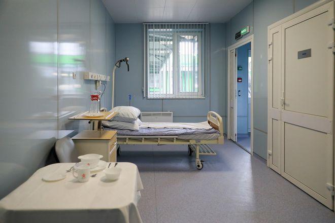 Стало известно, как изнутри выглядит новый госпиталь в Нижнем Новгороде - фото 14
