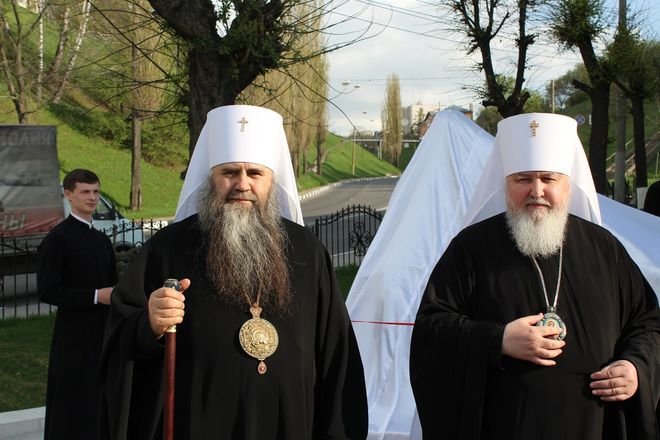 Памятник митрополиту Николаю появился в Нижнем Новгороде - фото 19
