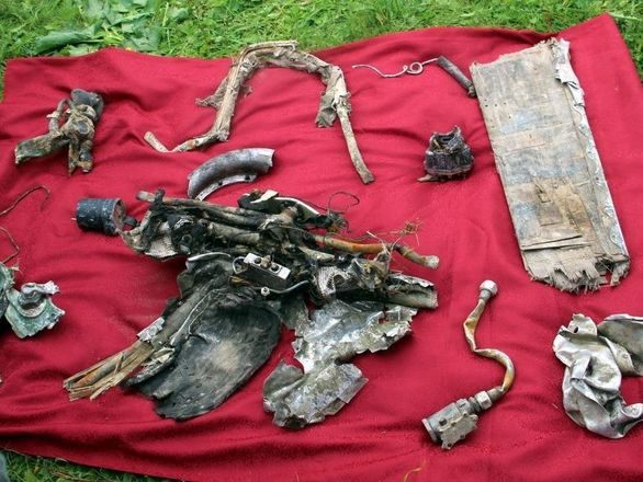 Останки летчика, погибшего на Курской дуге, захоронили на родине в Нижегородской области - фото 3
