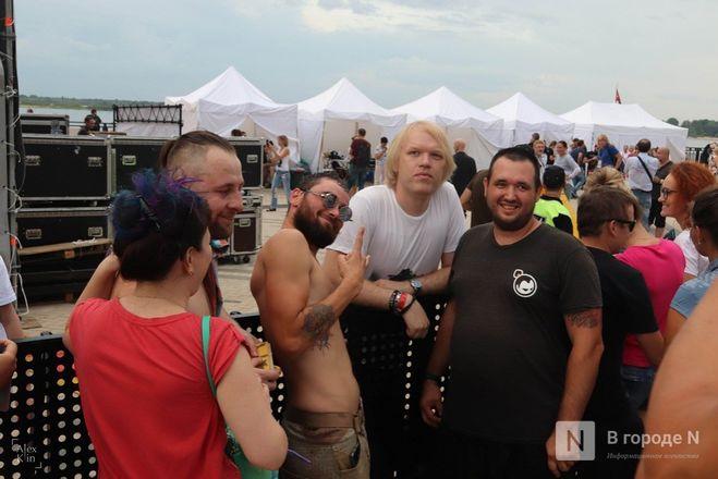Над Нижним Новгородом прозвучал «Рок чистой воды»: люди, музыка, экология - фото 19