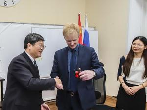 Представители китайских вузов презентовали свои образовательные программы в Мининском университете