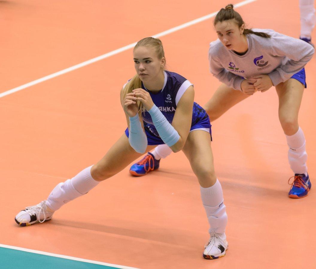 Волейболистка Юлия Синицкая перешла из «Северянки» в нижегородскую «Спарту» - фото 1